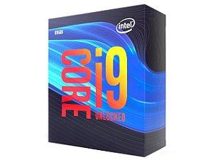 Processador Intel Core i9 9900K LGA1151