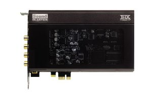 Placa De Som Sound Blaster X-Fi Titanium HD (OPEN BOX/USED)