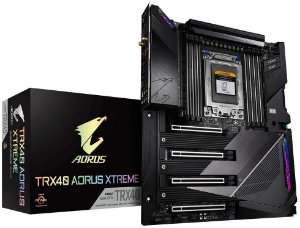 Placa Mãe Gigabyte TRX40 Aorus Xtreme sTRX4