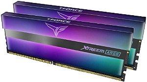 Memória RAM Team T-Force XTREEM ARGB DDR4 16GB 2x8GB 4000Mhz CL18