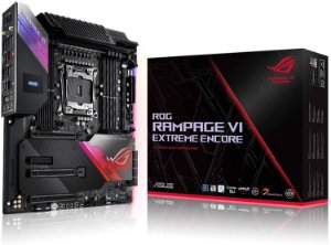 Placa Mãe Asus Rampage VI Extreme Encore X299 (Intel)