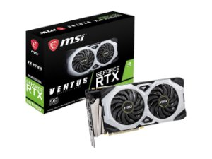 Placa De Vídeo MSI RTX 2070 Super Ventus OC 8GB