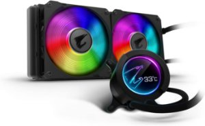 Hydro Cooler Gigabyte Aorus RGB AIO Liquid Cooler 280MM