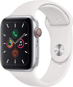 Smartwatch Apple Watch Series 5 Silver 4G+GPS