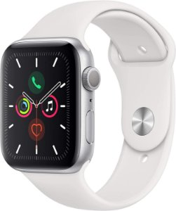 Smartwatch Apple Watch Series 5 Silver GPS