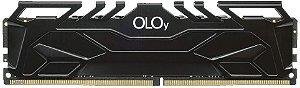 Memória RAM OLoy Owl Black DDR4 32GB 1x32GB 3000Mhz