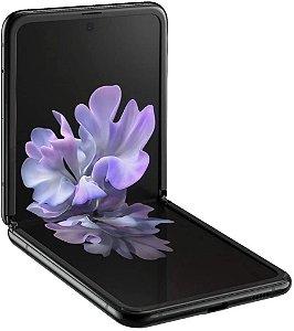 Smartphone Samsung Galaxy Z Flip F700F 256GB Desbloqueado Preto