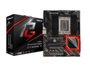 Placa Mãe AsRock X399 Phantom Gaming 6 (AMD)