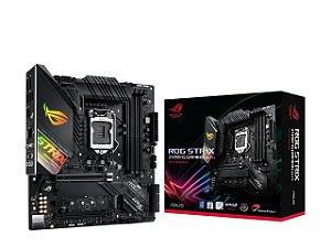 Placa Mãe Asus ROG Strix Z490-G Gaming LGA1200