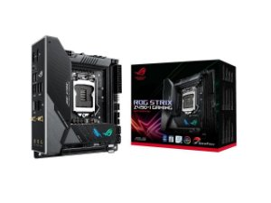 Placa Mãe Asus ROG Strix Z490-I Gaming (WiFi 6) LGA1200