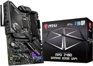 Placa Mãe MSI MPG Z490 Gaming Edge WiFi LGA1200