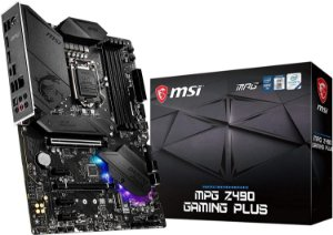 Placa Mãe MSI MPG Z490 Gaming Plus LGA1200