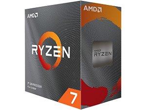 Processador AMD Ryzen 7 3800XT 8-Core 3.9 GHz (4.7 GHz Max Boost)