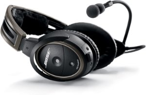 Headphone Bose A20 Aviation Headset with Bluetooth Dual Plug Cable