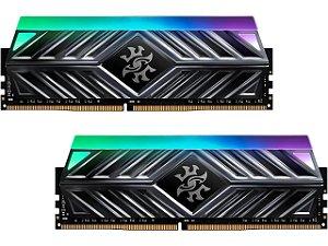 Memória RAM ADATA XPG Spectrix D41 RGB DDR4 2x8GB 3600Mhz