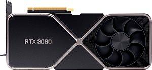 Placa de Vídeo NVIDIA GeForce RTX 3090 24GB - Founders Edition