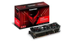 Placa De Vídeo AMD Power Color RX 6900 XT Red Devil 16GB GDDR6