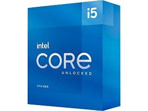 Processador Intel Core i5-11600K - 11ª Geração - LGA1200