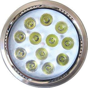 Lâmpada LED Par 38 15W E27  - Branco Quente