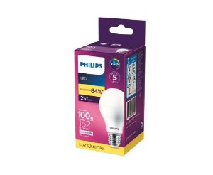 10 Lâmpadas Led Bulbo 13.5w Bivolt Philips Substitui 100w