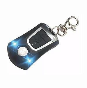 Controle Car Alarme Novo Steel Sensocar