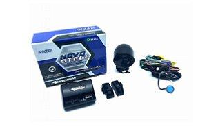 Alarme Automotivo Completo Sensocar Novo Steel + Controle de Aproximação