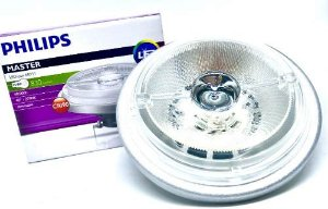 Lâmpada Led Ar111 15w 2700k Dimerizável G53 Philips