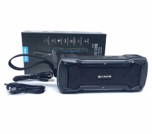 Caixa de som compacta e potente - Resistente à água