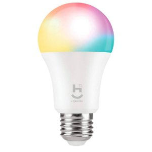Lâmpada Inteligente RGB+W com soquete E27 Bivolt - Geonav