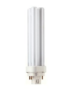 Lâmpada Fluorescente MASTER PL-C 26W 4 Pinos Branca fria (CW)