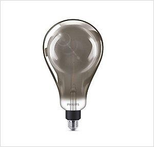 Lâmpada Vintage Retrô LED Gigant E27 6.5W A160 Neutro 220V Philips