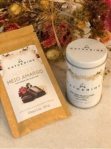 Kit Harmonização Chá + Chocolate com Chá
