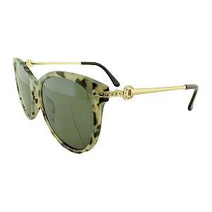 Óculos de Sol Feminino Color People B88 Mesclado + Estojo de Brinde