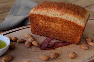 Pão de Forma Tradicional Diet Sem Glúten Sem Lactose Sem Leite Sem Acúcar - 01 Unidade
