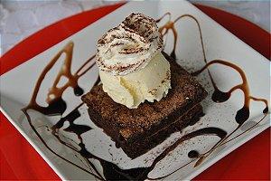 Brownie Funcional Sem Glúten Sem Lactose (100g)