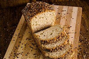 Pão de Forma Multigrãos Diet  Sem Glúten  Sem Lactose Sem Açúcar - 01 Unidade