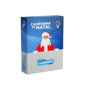 Kit Campanha Natal Banners e Postagens