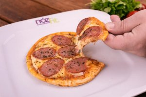 PIZZA CALABRESA - 170g