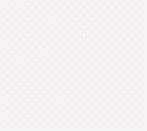 Tricoline Poá Pequeno (Branco Fundo Branco), 100% Algodão, Unid. 50cm x 1,50mt