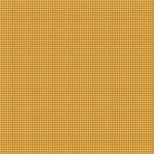 Tricoline Pied de Poule Mostarda, 100%Algodão, 50cm x 1,50mt