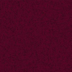 Tecido Tricoline Grafiato Vinho, 100% Algod, 50cm x 1,50m