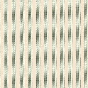 Tricoline Textura Listrada Verde Chá, 100% Alg, 50cm x 1,50m