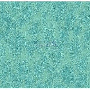 Tricoline Estampado Poeirinha - Cor-61 (Azul), 100% Algodão, Unid. 50cm x 1,50mt