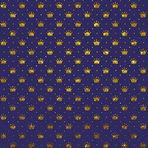 Tricoline Coroa Dourada F. Marinho, 100%Alg, 50cm x 1,50mt