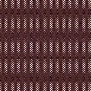 Tricoline Micro Poá Bordô, 100% Algodão, 50cm x 1,50mt