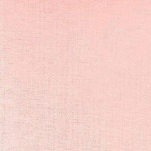 Tecido Tricoline Liso Peri Rosê, 100% Algodão, 50cm x 1,50mt