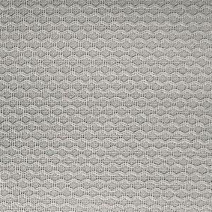 Tecido Piquet Liso Cinza Neblina,100% Algodão, 50cm x 1,43mt