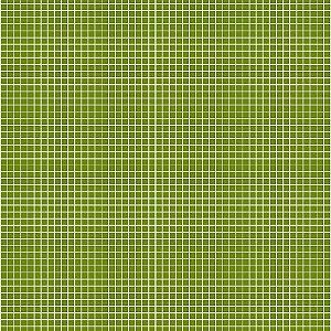 Tricoline Quadradinhos Verde Pera, 100%Algodão, 50cm x 1,50m