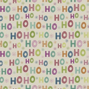 Tricoline Natal Candy Christmas 10, 100%Algod, 50cm x 1,50mt