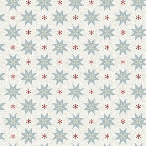 Tricoline Natal Winter Christmas 05, 100%Algod, 50cm x 1,50m